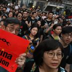 Hong Kong Protesters Stage Third Mass Demonstration in Eight Days