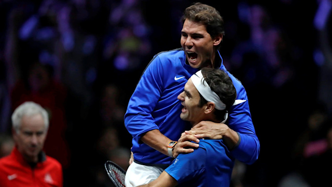 Laver Cup finishes with a flourish as Roger Federer heroics cap hugely successful event