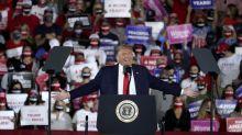 Trump verschärft Angriffe gegen Bidens Familie