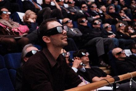 NFL in 3D: Good technology overcomes bad entertainment