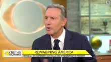 Howard Schultz Slams Sen. Kamala Harris' Health Care Proposal: 'That's Not American'