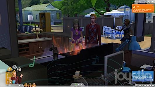 Coveting My Neighbor S House In The Sims 4 Engadget