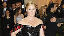 Amy Schumer says Meghan Markle's wedding will suck