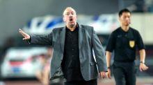 Rafa Benitez leaves China's Dalian Pro, blames virus
