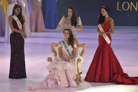 South African Woman Wins Miss World Beauty Pageant In London