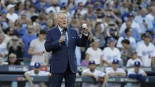 Vin Scully: 'I will never watch another NFL game' due to protests