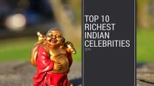 The Top 10 Richest Celebrities in India, 2015