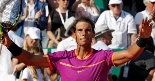 Tennis - ATP - Monte-Carlo - Rafael Nadal : «Très spécial pour moi» d'être en finale à Monte-Carlo