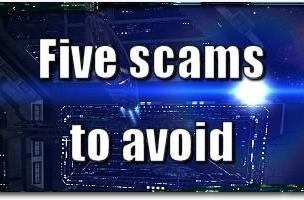 EVE Evolved: Five scams to avoid