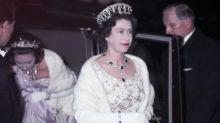 Queen follows fashion's lead in going fur-free