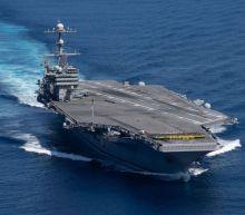 Want To Start World War III? Just Sink A U.S. Navy Aircraft Carrier