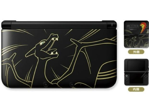 Charizard 3DS XL burns through Japan's Pokémon Centers in December, snag one if you're lucky
