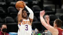 Devin Booker and Chris Paul help Phoenix Suns sweep Denver Nuggets