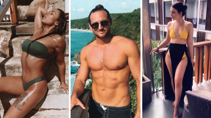 MAFS cast bare all in sexy Instagram snaps
