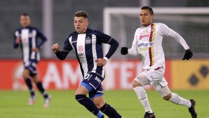 Talleres dejó pasar una buena chance de quedar primero en su grupo por la Copa Sudamericana: empató con Tolima como local