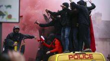Liverpool-Roma: Un supporter des Reds entre la vie et la mort après l'attaque de fans italiens
