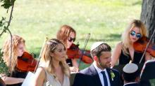 Lauren Conrad Serves as a Bridesmaid at Friend's Wedding 6 Weeks After Welcoming Baby Liam