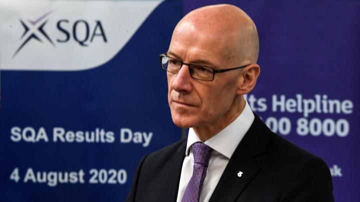 Labour Demands SNP Education Secretary Quits After Poorer Pupils Have Exam Grades Lowered
