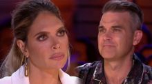'X Factor': Ayda Field says Robbie Williams was 'an awful human' in early days of relationship