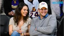 Mila Kunis and Ashton Kutcher Are Married!