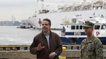 New York governor vows to seize ventilators as coronavirus deaths mount