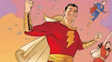 DC officially starts working on the Shazam! movie