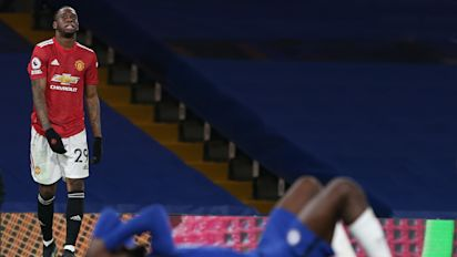 Man Utd epitomizes problem with 'big six' games