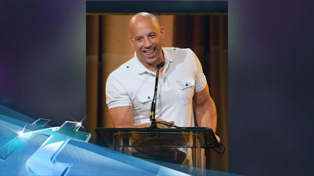 Vin Diesel Stay Confusingly Cryptic on Marvel's 'Interesting' Plans
