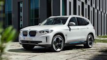 New electric BMW iX3 revealed – but it's not coming to the UK for a YEAR