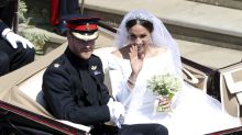 Prinz Harry und Meghan: Royal Wedding bricht Social-Media-Rekord
