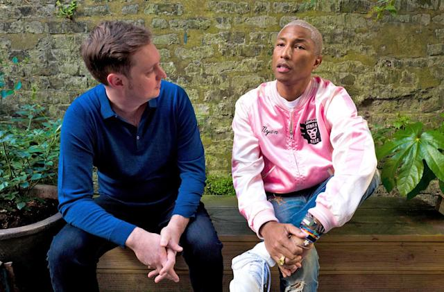 Pharrell Williams will co-own Roli's modular instrument business