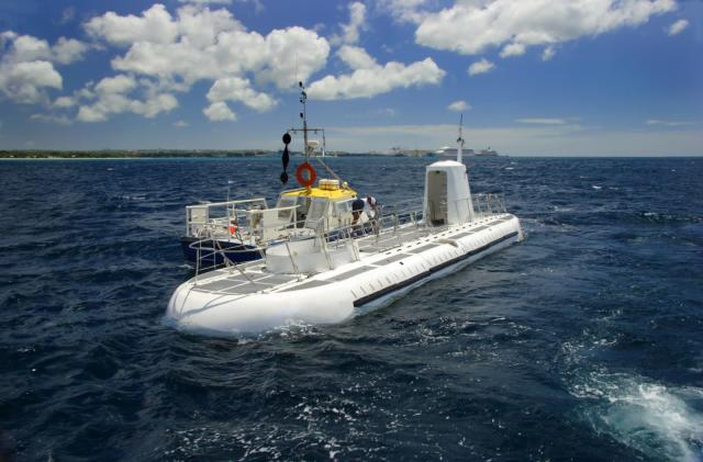 China's acoustic probe heard sound from the Mariana Trench