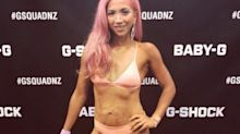'I did this for me': Mom of twins shows off 'saggy' tummy in fitness competitions