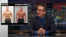 John Oliver Accuses Alex Jones of Making Up Conspiracies to Sell 'InfoWars' Products