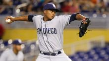 Padres' Perdomo has Tommy John surgery