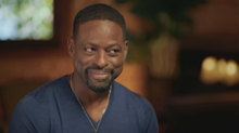 Sterling K. Brown gets emotional after discovering the truth about his ancestors