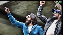 INDvPAK: Ranveer Singh celebrates Team India's scintillating win