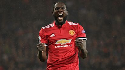 Lukaku urges Man United fans to drop chant