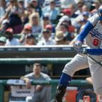 Curtis Granderson continues Dodger dominance, belts grand slam vs. Pirates