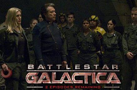 Battlestar Galactica (and other NBC shows) now available on the PlayStation Store