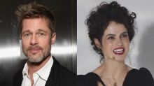 Brad Pitt is spending time with MIT professor Neri Oxman — but what does it mean?