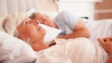 There's a reason why you struggle to sleep as you get older
