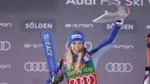 Ski alpin - CM (F) - Marta Bassino a remporté le géant de Sölden grâce à son ski «simple et naturel»