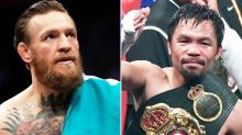 'Will be fighting': Conor McGregor-Manny Pacquiao bombshell stuns fans