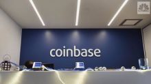 Too many people want to give Coinbase money, and that's a...