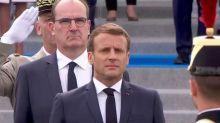 Macron lays out Covid-19 crisis response in Bastille Day interview