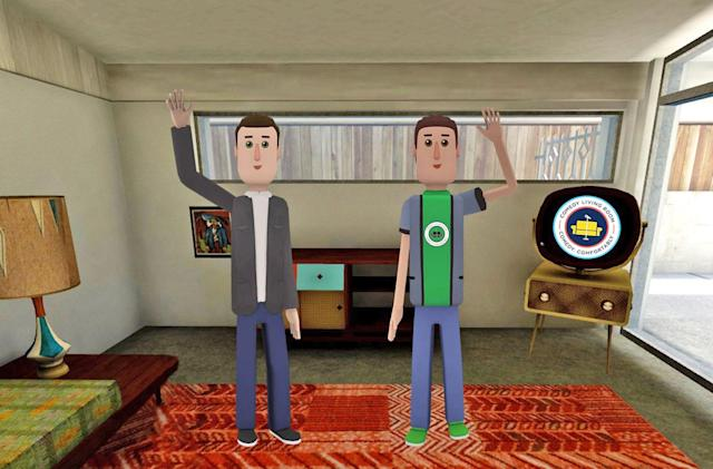 VR's latest victim: 'live' standup comedy