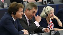 I won't miss you, Guy Verhofstadt tells Nigel Farage in Brexit burn