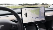 Tesla's in-car touchscreens are getting YouTube support