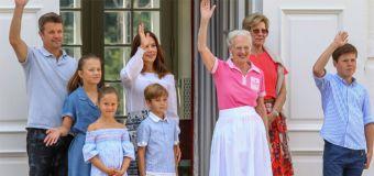 Princess Mary's grown-up kids